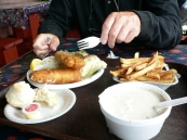 FIsh, Chips and Chowder