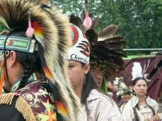 Cherokee Tribe members