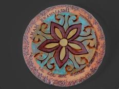 Clay Mandala