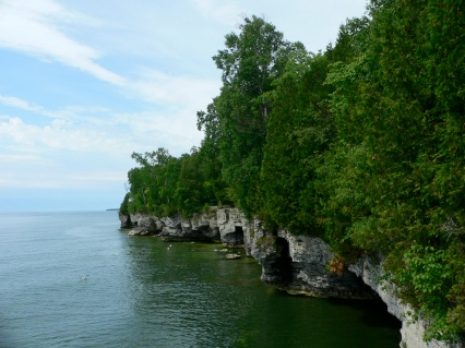 Lake Michigan, Door County