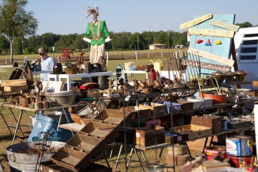 Webster's Flea market