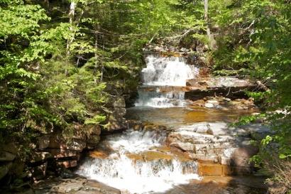 Bemis Brook Falls