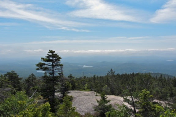 View from Carter Ledge