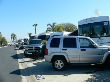 San Diego RV park