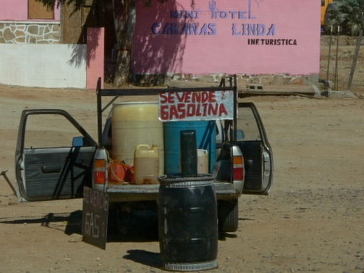 Baja Gas Station