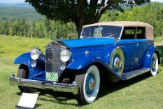 1932 Packard convertible