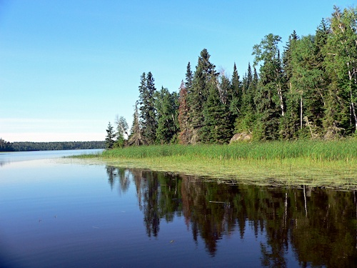 hubers lake