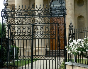 Signature Iron Gates