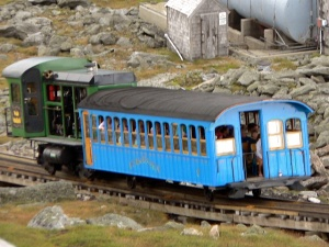 The Cog Rail, How We Should Have Traveled