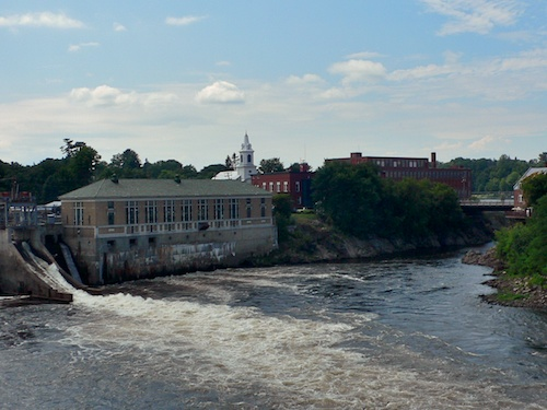 Skowhegan on the river