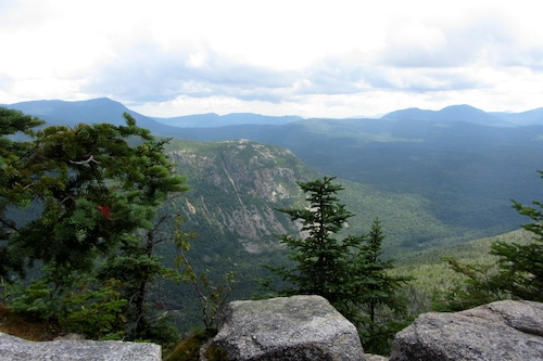 Hiking the White Mountains
