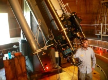 The Lowell telescope